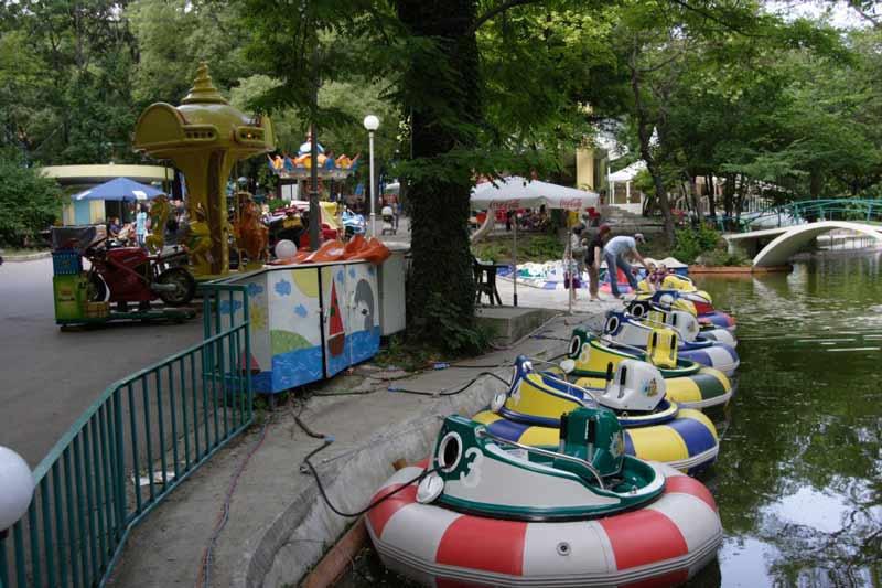 پارک تفریحی وارنا