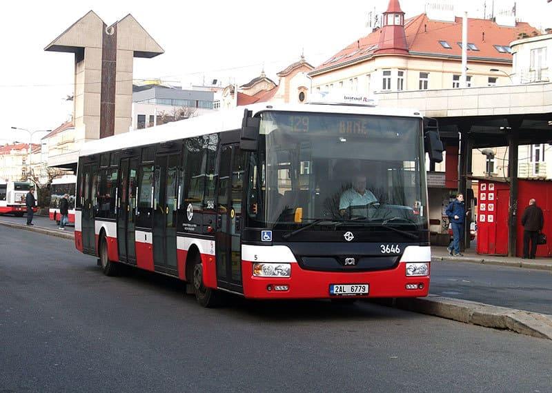 حمل و نقل عمومی در پراگ