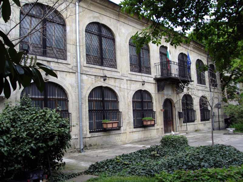 موزه تاریخ پزشکی وارنا