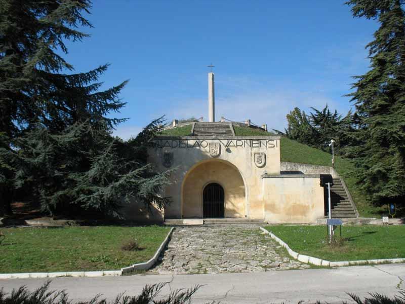 پارک موزه جنگ وارنا