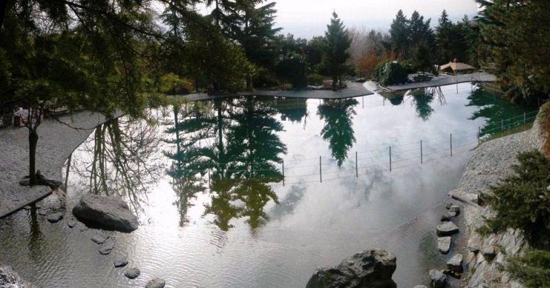 دریاچه پارک جمشیدیه