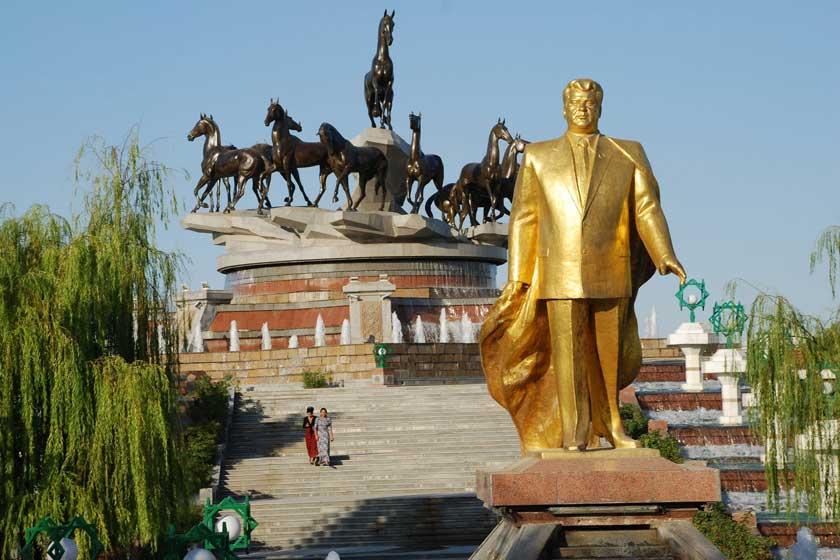 دیدنی های عشق آباد، پایتخت ترکمنستان