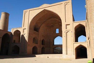 مسجد جامع اردستان در راه ثبت جهانی