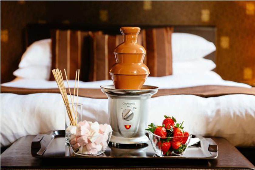 بهترین هتل های دنیا برای دوستداران شکلات