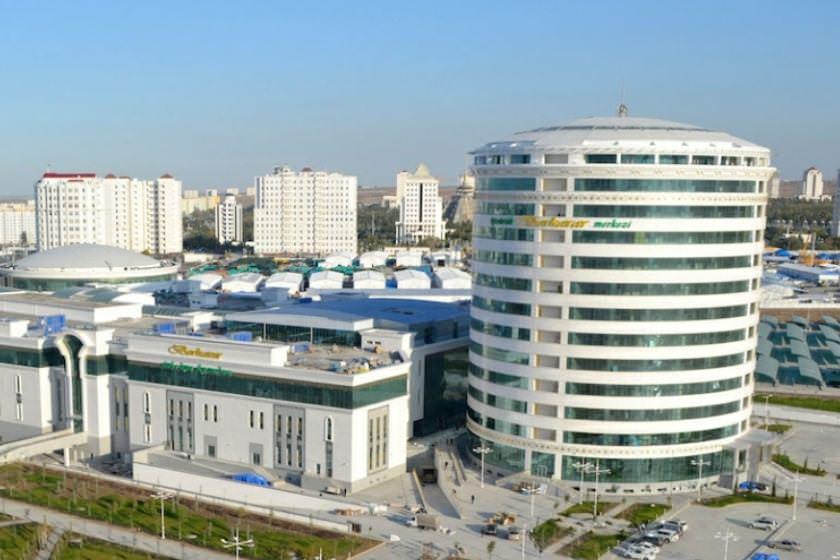 مراکز خرید عشق آباد، ترکمنستان