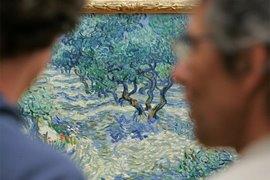 قدم زدن در نقاشی ونگوگ در نمایشگاه جدید بروکسل