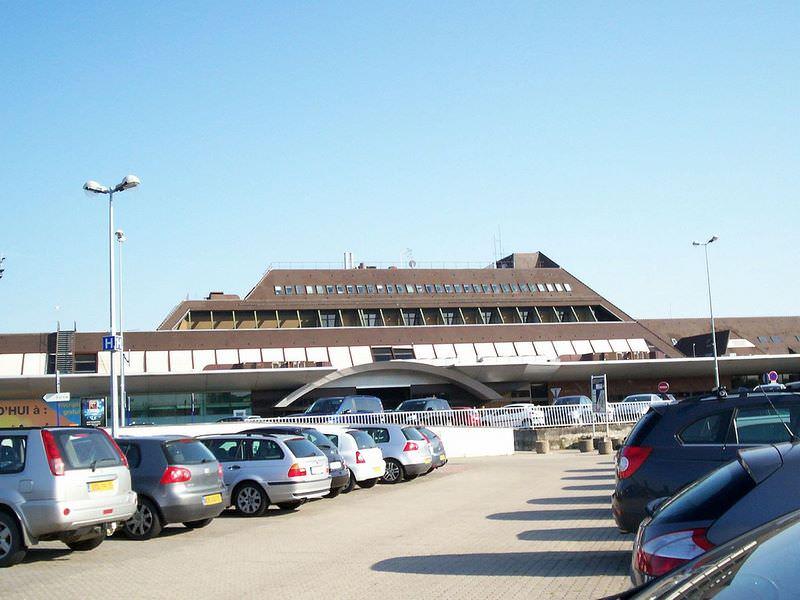 فرودگاه استراسبورگ