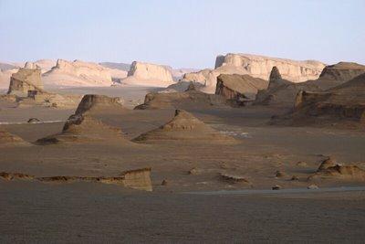 بهبودسازی کویر لوت؛ نخستین میراث طبیعی ثبت شده جهانی در ایران