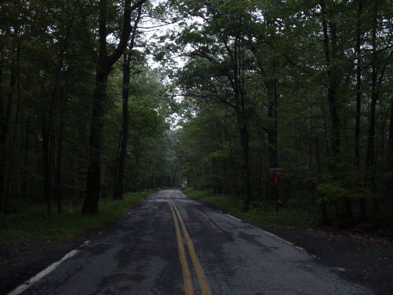 clinton road haunted roads