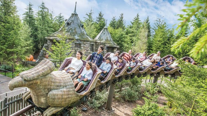 Hippogriff Ride