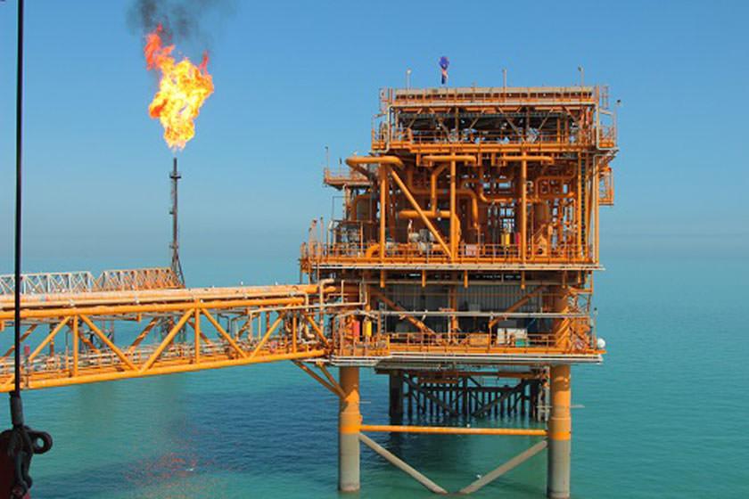 نخستین سکوی نفتی خلیج فارس ثبت ملی شد