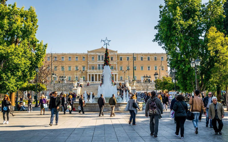 میدان سینتاگما (Syntagma Square)