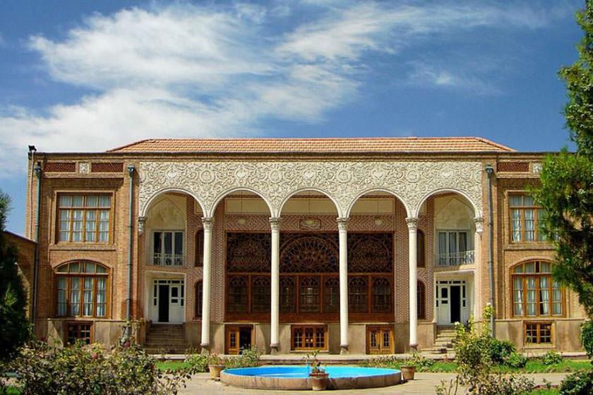 خانه بهنام، زیباترین خانه تاریخی شهر تبریز