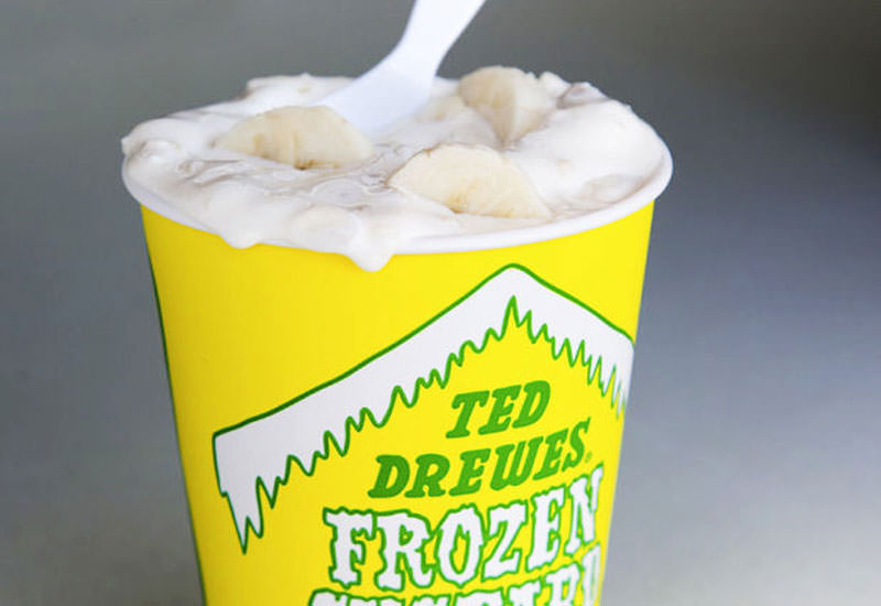 Ted Drewes Frozen Custard (سنت لوییس - امریکا)