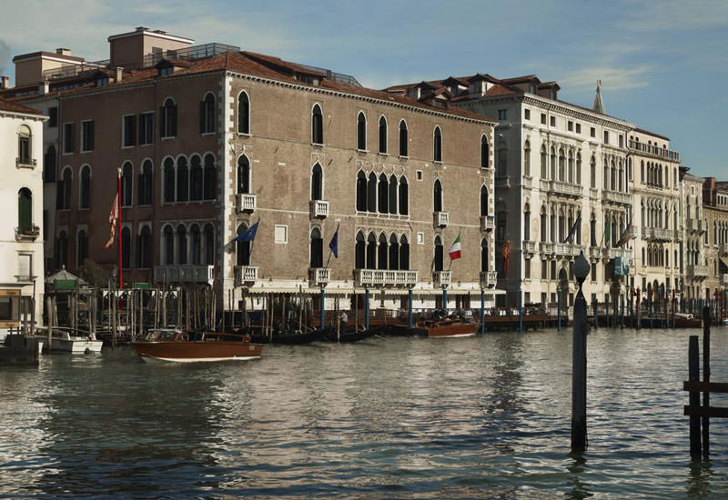 هتل د گریتی پالاس (The Gritti Palace, A Luxury Collection Hotel)