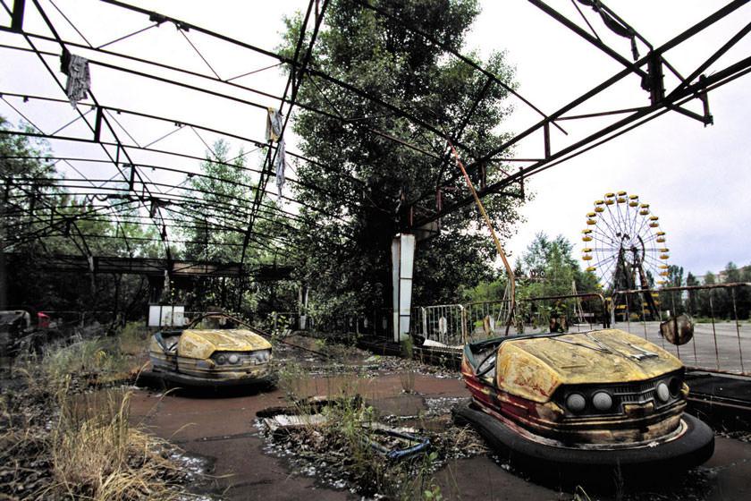 زندگی در چرنوبیل بعد از انفجار اتمی