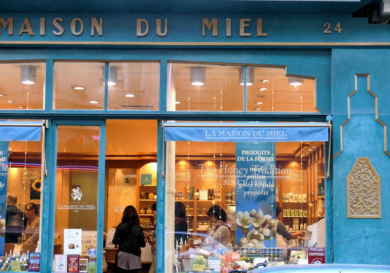 مغازه عسل (La Maison du Miel) -۱۸۹۸