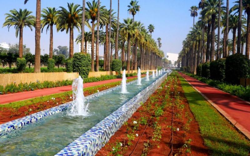 پارک اتحادیه عرب (Arab League Park)