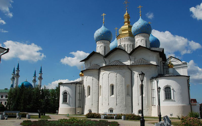 کلیسای مقدس بشارت (Annunciation Cathedral)