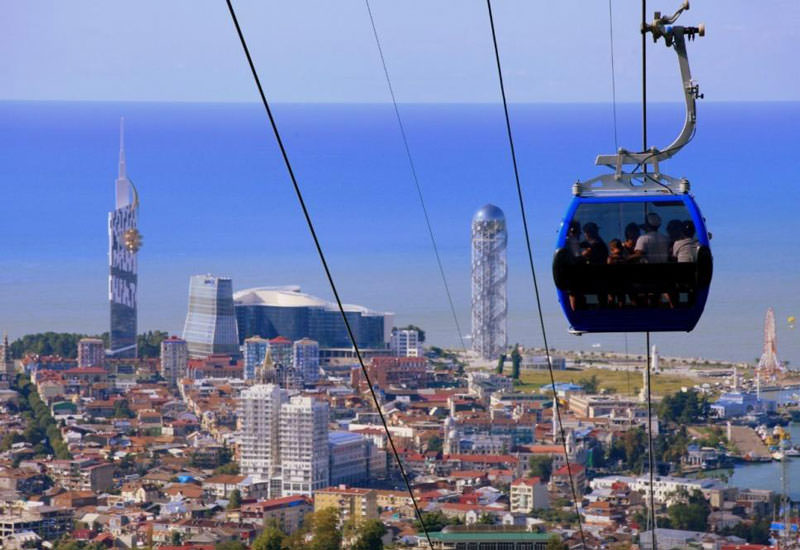 تله کابین آرگو (Argo Cable Car)