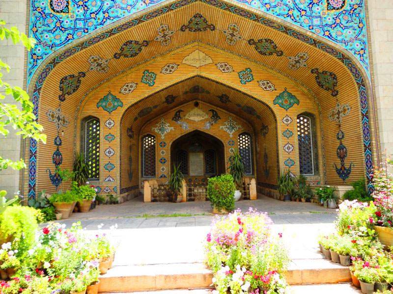 ارامگاه شیخ روزبهان