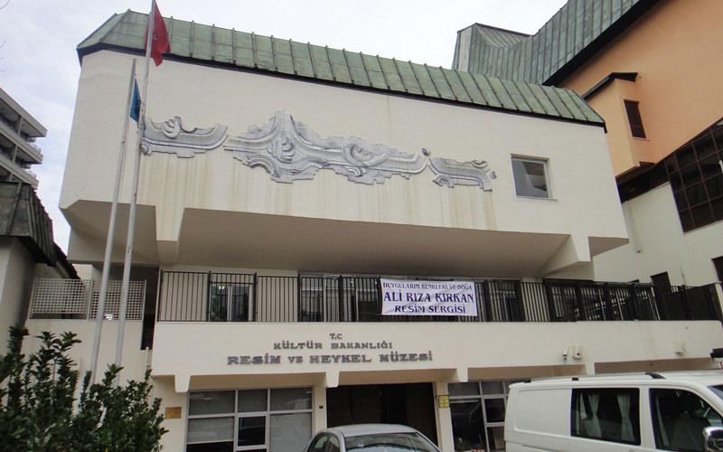 موزه نقاشی و مجسمه ازمیر (İzmir Art and Sculpture Museum)