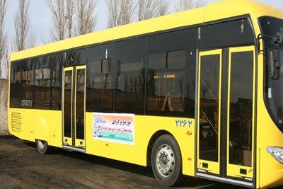 آغاز خدمات رسانی رایگان اتوبوس های تبریزگردی به میهمانان و مسافران تابستانی