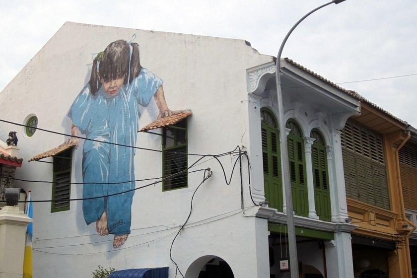 ۵ میراث جهانی یونسکو همراه با هنرهای خیابانی باورنکردنی