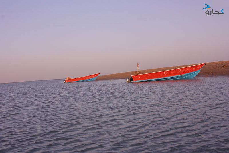 جاذبه های خلیج گواتر