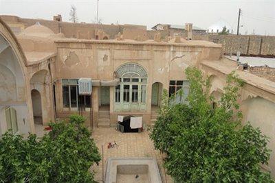 ثبت ملی دو خانه تاریخی در کاشان