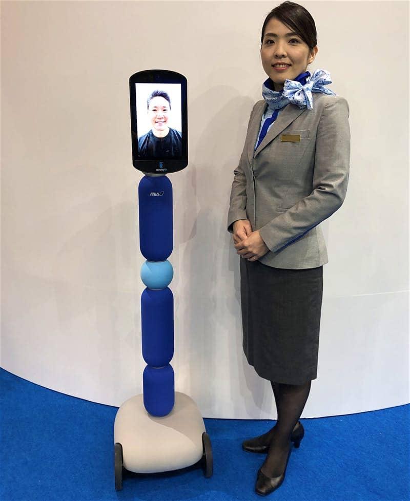 ربات نیومی