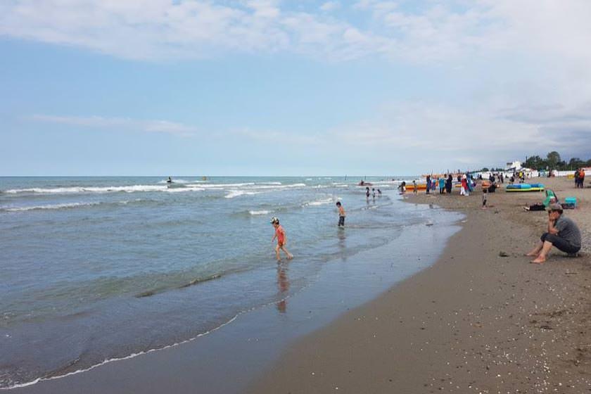 تمیزترین ساحل شمال کجاست؟