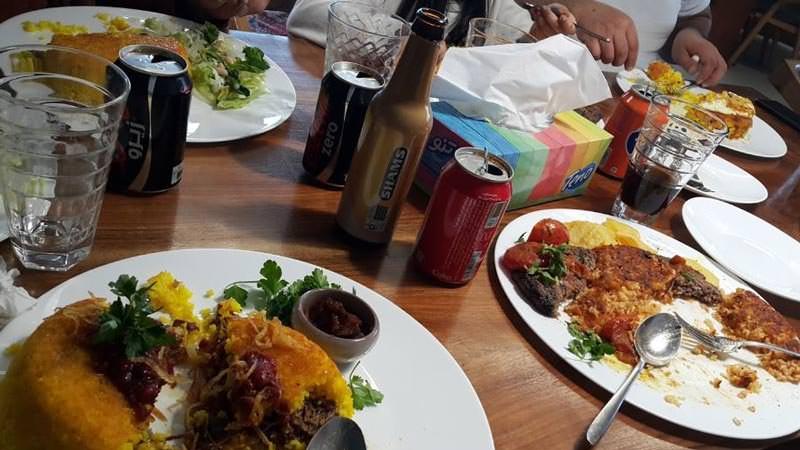 رستوران ساری