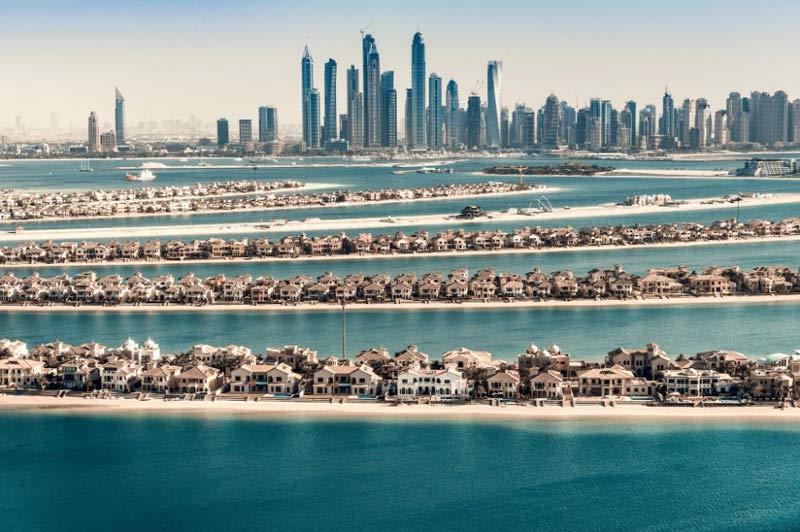 جزیره نخل جمیرا دبی