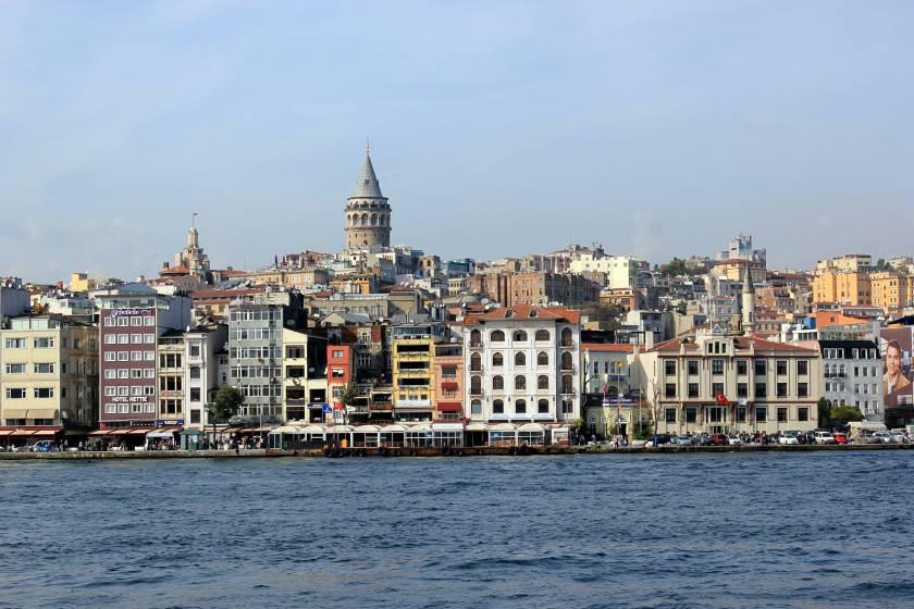 ۱۰ جاذبه برتر منطقه گالاتا در استانبول
