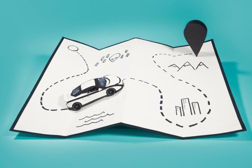 ۱۰ نکته برای برنامه ریزی بهترین سفر با ماشین شخصی