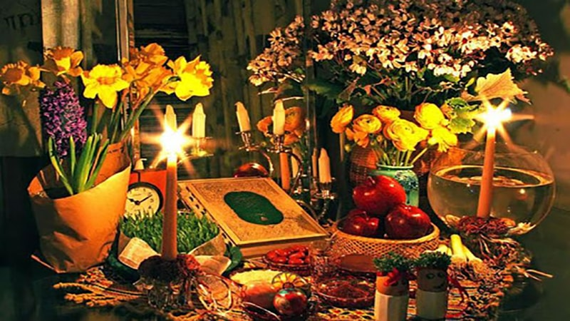 What is the philosophy of Nowruz?