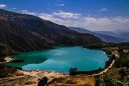 دریاچه نیلگون ولشت