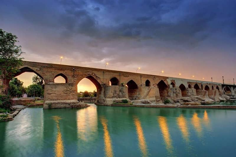 Dezful Sassanid Bridge