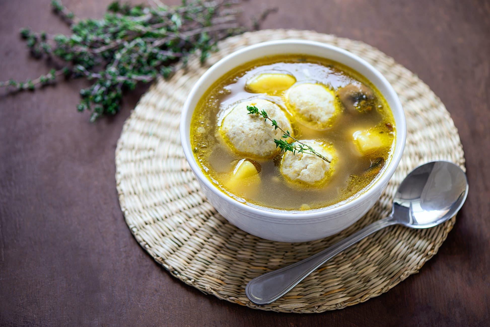 سوپ ماتسو بال