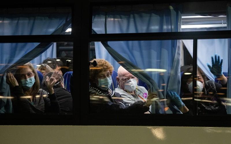 سفر با اتوبوس در زمان شیوع کرونا