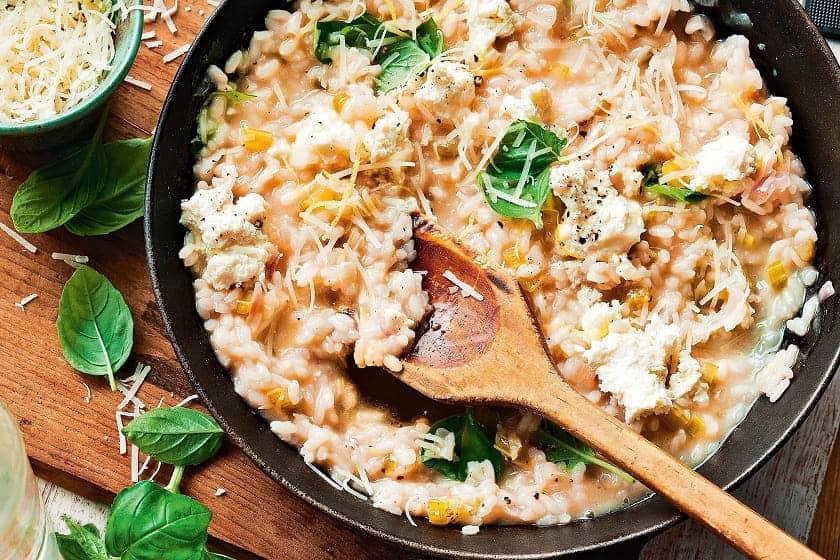 ۱۰ غذای جدید با برنج و طرز تهیه آن