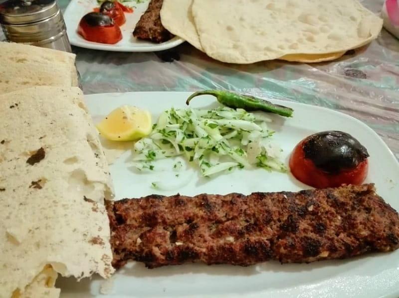 تاریخچه کباب بناب