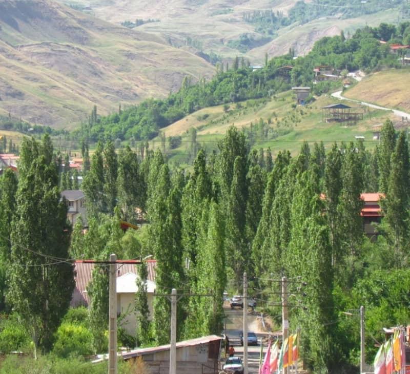 روستای وشته
