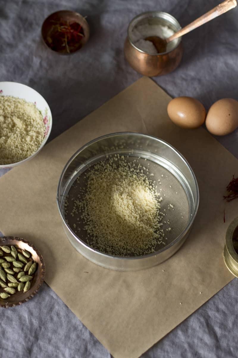 طرز تهیه حاجی بادام