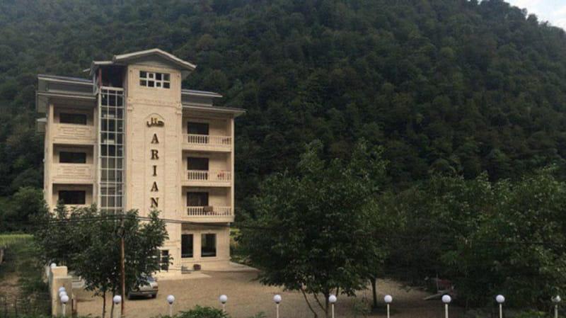 هتل رستوران آریانا ماسال