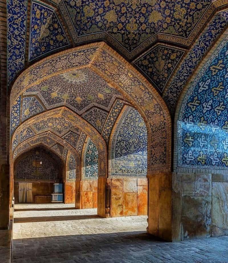 کاشی سازی اصفهان