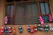 عروسک بافی