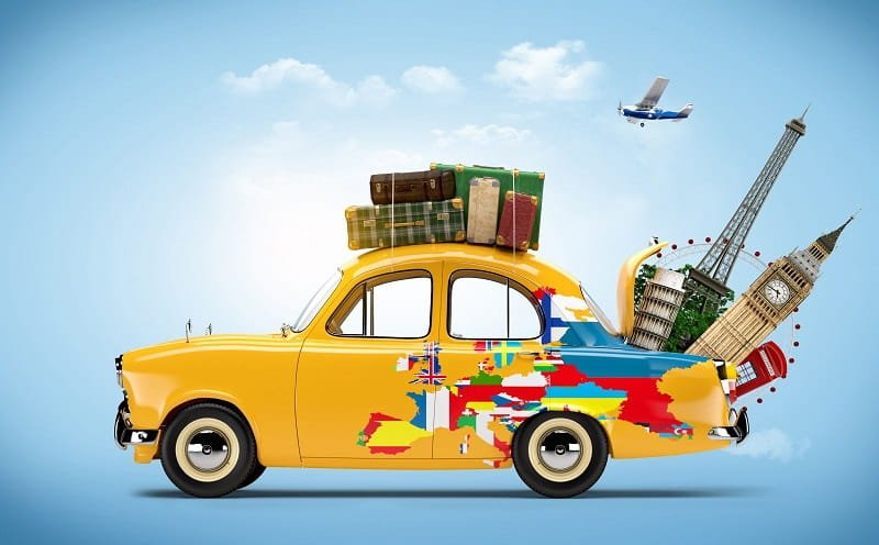 سفر رفتن
